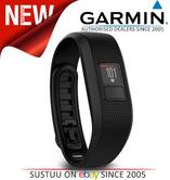 Garmin Vivofit 3?Fitness Wrist Band & Activity Tracker?Genuine?Black - Regular