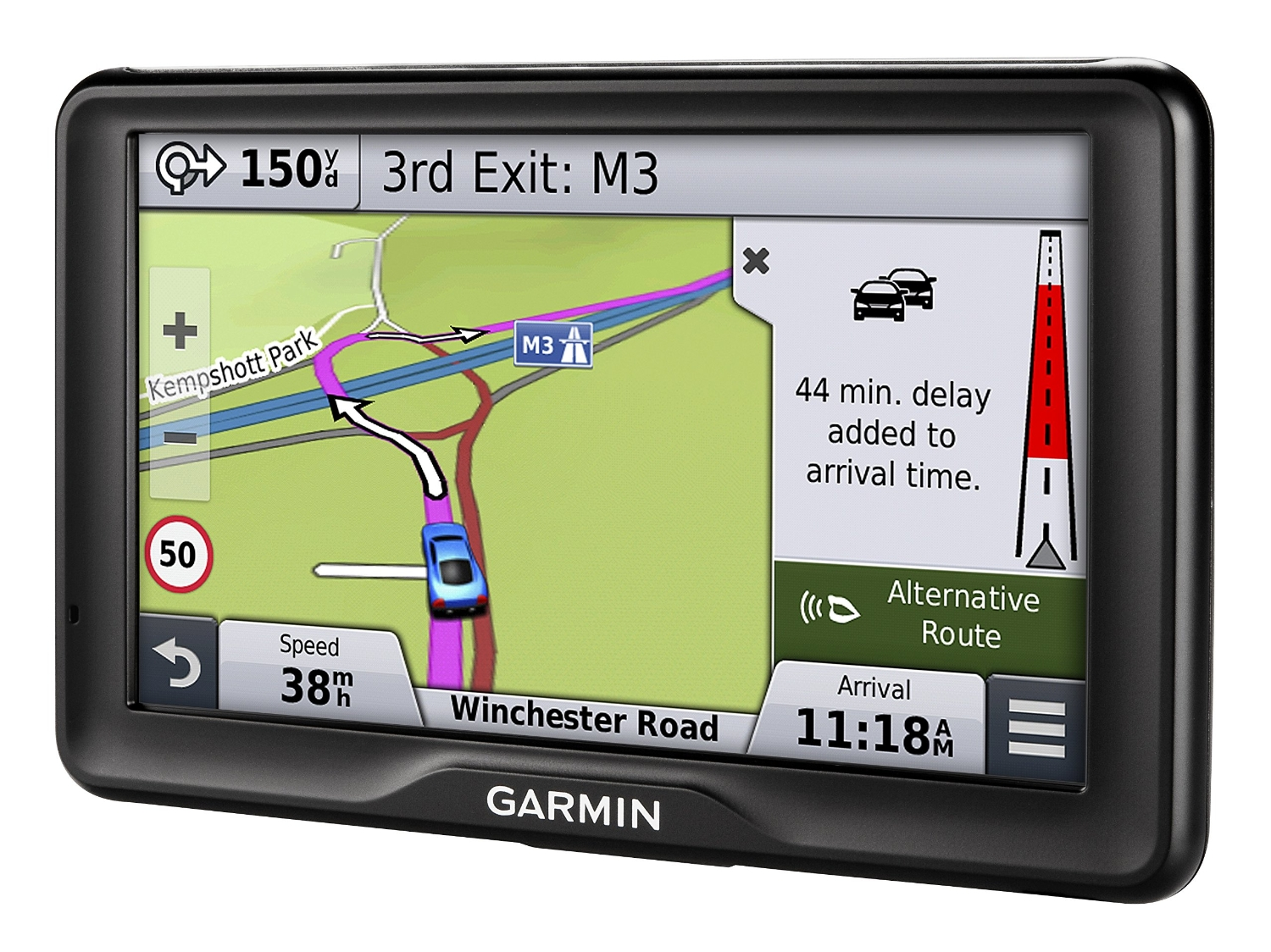 Different Voices for a Garmin Nuvi | It Still Works