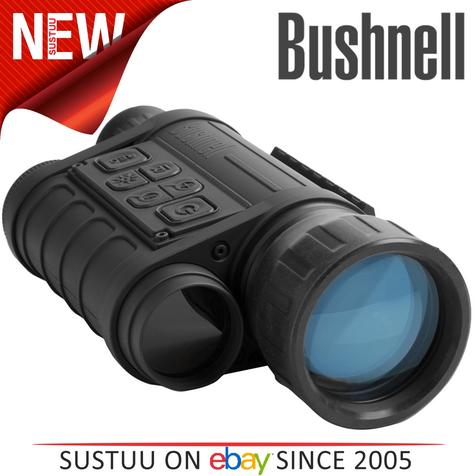 Bushnell Equinox Z Digital Night Vision Monocular 6 x 50mm|Image Capture|260150 Thumbnail 1