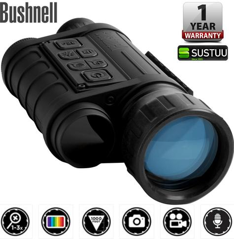 Bushnell Equinox Z Digital Night Vision Monocular 6 x 50mm|Image Capture|260150 Thumbnail 2