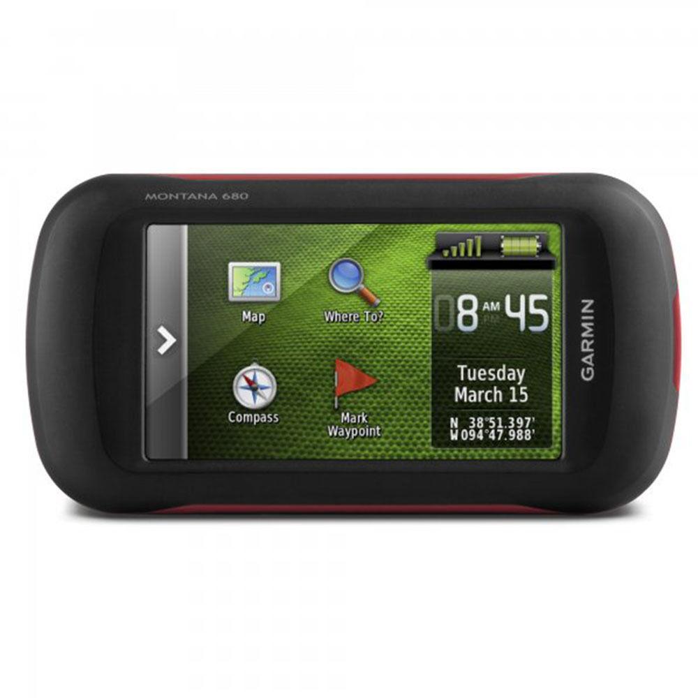 Garmin Montana 680 Handheld Gps Navigator 8mp Camera