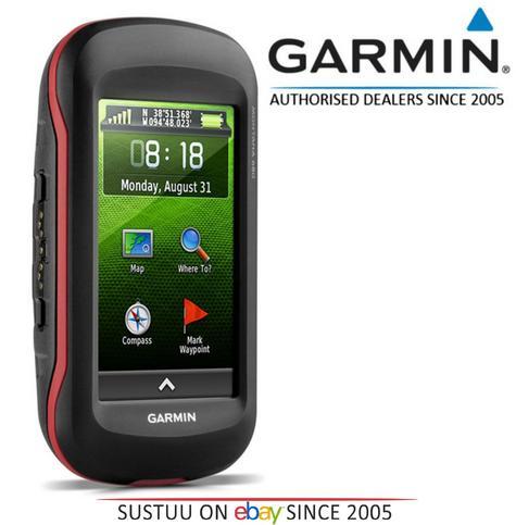 Garmin Montana 680|Handheld GPS Navigator|8MP Camera|Barometer|Altimeter|Compass Thumbnail 1