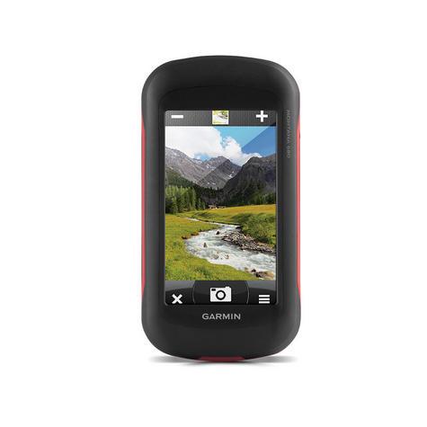 Garmin Montana 680|Handheld GPS Navigator|8MP Camera|Barometer|Altimeter|Compass Thumbnail 3