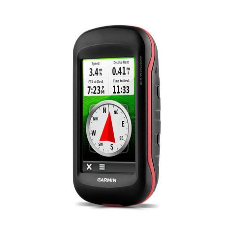 Garmin Montana 680|Handheld GPS Navigator|8MP Camera|Barometer|Altimeter|Compass Thumbnail 6