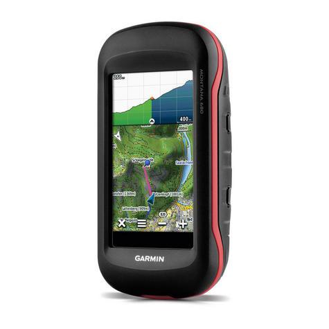 Garmin Montana 680|Handheld GPS Navigator|8MP Camera|Barometer|Altimeter|Compass Thumbnail 7