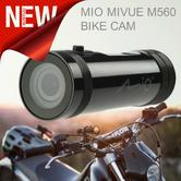 MIO MiVue M560?Waterproof?Accident Recording Camera?Motorbike?Scooter?Bicycle
