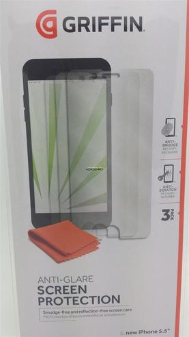 Griffin GB40068 Front Anti-glare Flim Screen Care Protector For iPhone 6 Plus Thumbnail 6