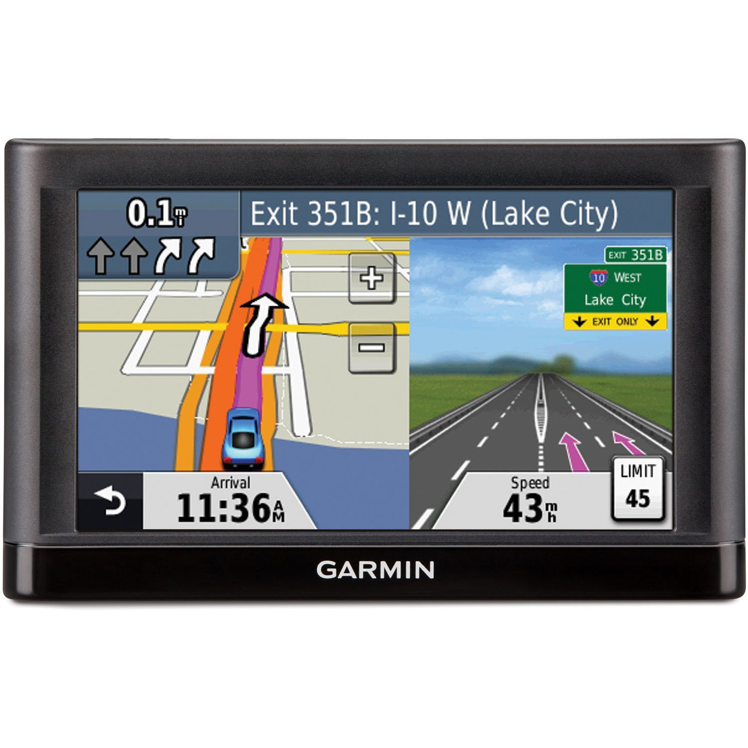 garmin nuvi 57 sat nav instructions