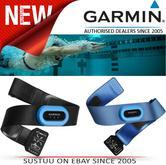 Garmin HRM-Tri & HRM-Swim Straps|Heart Rate Monitor|Triathlon Accessory|*Bundle