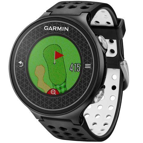 Garmin Approach S6 Golf GPS Rangefinder Black Watch 38000 Worldwide Golf Courses Thumbnail 2