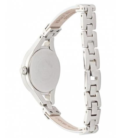 Emporio Armani Ladies' Petite Mother of Pearl Round Dial Bracelet Watch AR7353 Thumbnail 2