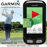 Garmin Approach G8 | GPS Golf Rangerfield | Preloaded 40K Int.Course+Lifetime Update