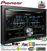 Pioneer FH-X840DAB 2-Din Bluetooth Spotify DAB/DAB+ USB CD AUX iPhone Android