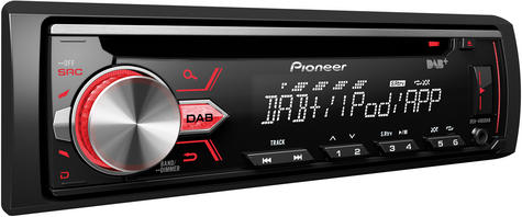 Pioneer DAB Radio InCar Stereo?CD?MP3?USB?Aux?Flac?Direct iPod-iPhone-Android Thumbnail 3