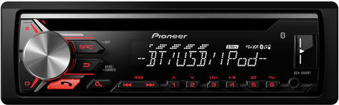 Pioneer DEH-3900BT Car Stereo Bluetooth USB CD MP3 AUX Supports Apple Android Thumbnail 2
