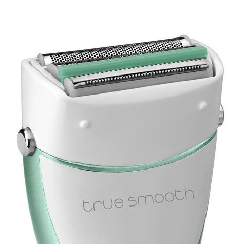 Babyliss True Smooth|Ladies|Wet & Dry|Rechargeable Hair Removal Shaver|8770BU| Thumbnail 2