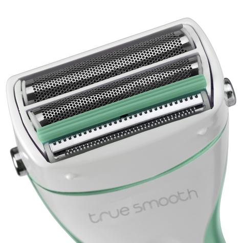 Babyliss True Smooth|Ladies|Wet & Dry|Rechargeable Hair Removal Shaver|8770BU| Thumbnail 3