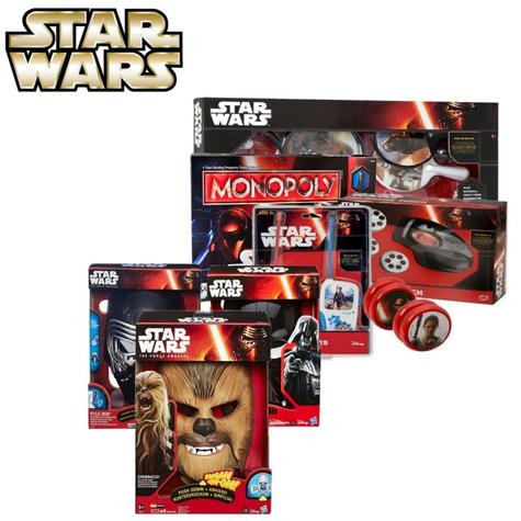 Star Wars The Force Awakens Choose Darth Vader Helmet/ Monoplay Game/ Fun Yo-Yo Thumbnail 1