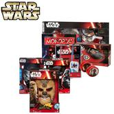 Star Wars The Force Awakens Children Collectables Games Fun Activity Kids Toy