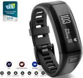 Garmin VivoSmart HR Fitness Activity Tracker + Heart Rate Monitor Smart Watch XL
