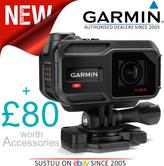 Garmin VIRB XE Full HD 1080P GPS ANT Outdoor Sports Waterproof Action Camera