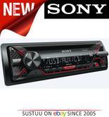 Sony CDX G1202U Car Stereo Front USB/Aux/MP3 Player Green Key Illumination 4x55w