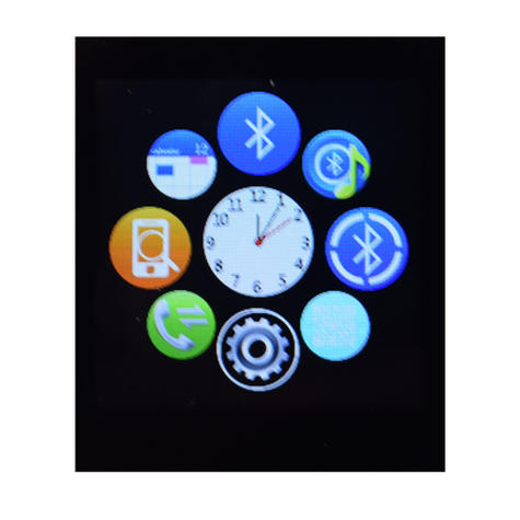 """NEW Bluetooth Smart Android Watch with 2G & Camera 1.54"""" TFT Touchscreen Screen Thumbnail 4"""