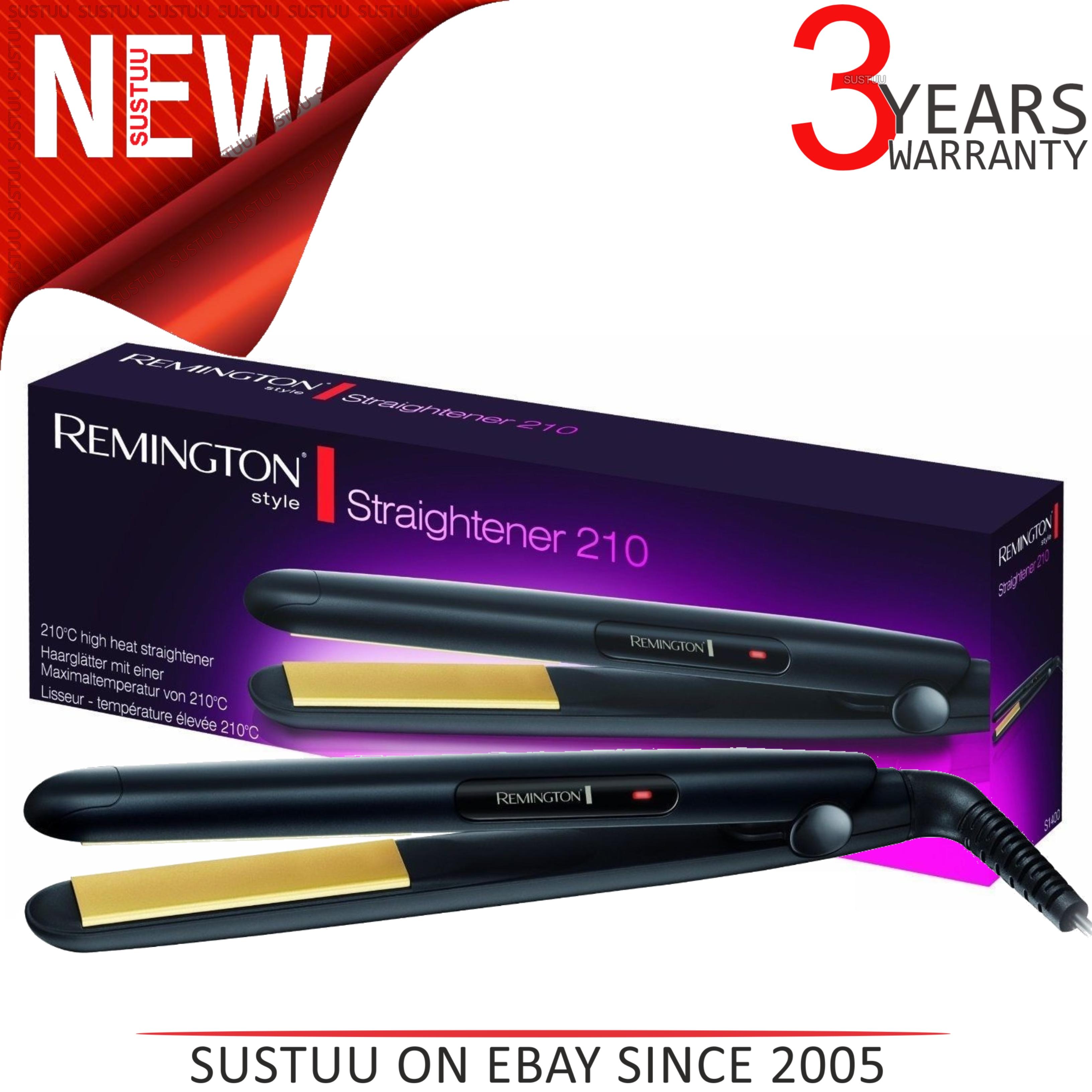 Remington S1400 Professional Ceramic Coated Women's Hair Straightener?210°C?NEW