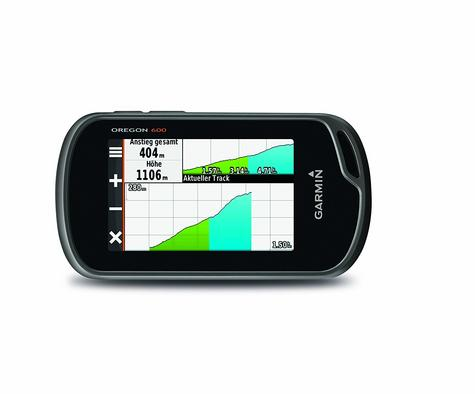 Garmin Oregon 600 | Outdoor Handheld GPS | For Walking & Hiking | *Worldwide Basemap Edition Thumbnail 6