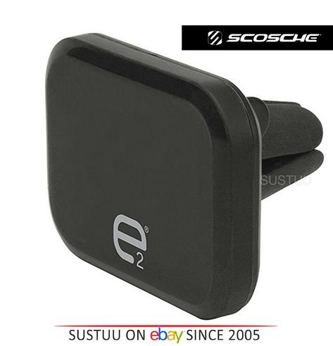 Scosche E2VM Vent Magnetic Adjustable Mount GPS Mobile/Smartphone iPod iPad Thumbnail 1