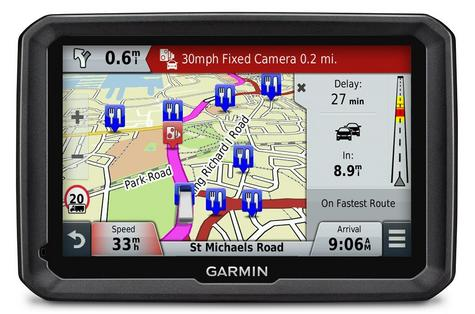 "Garmin DEZL 770 D 7"" Business Edition Truck HGV GPS SATNAV 3 Yeras Warranty NEW Thumbnail 3"