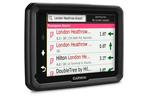 "Garmin DEZL 770 D 7"" Business Edition Truck HGV GPS SATNAV 3 Yeras Warranty NEW Thumbnail 4"