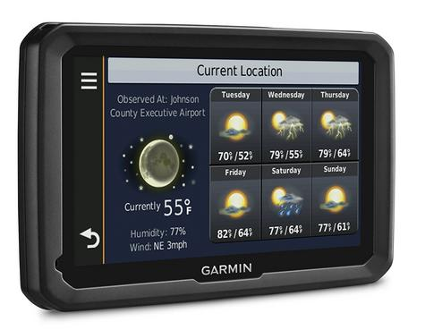 "Garmin DEZL 770 D 7"" Business Edition Truck HGV GPS SATNAV 3 Yeras Warranty NEW Thumbnail 6"