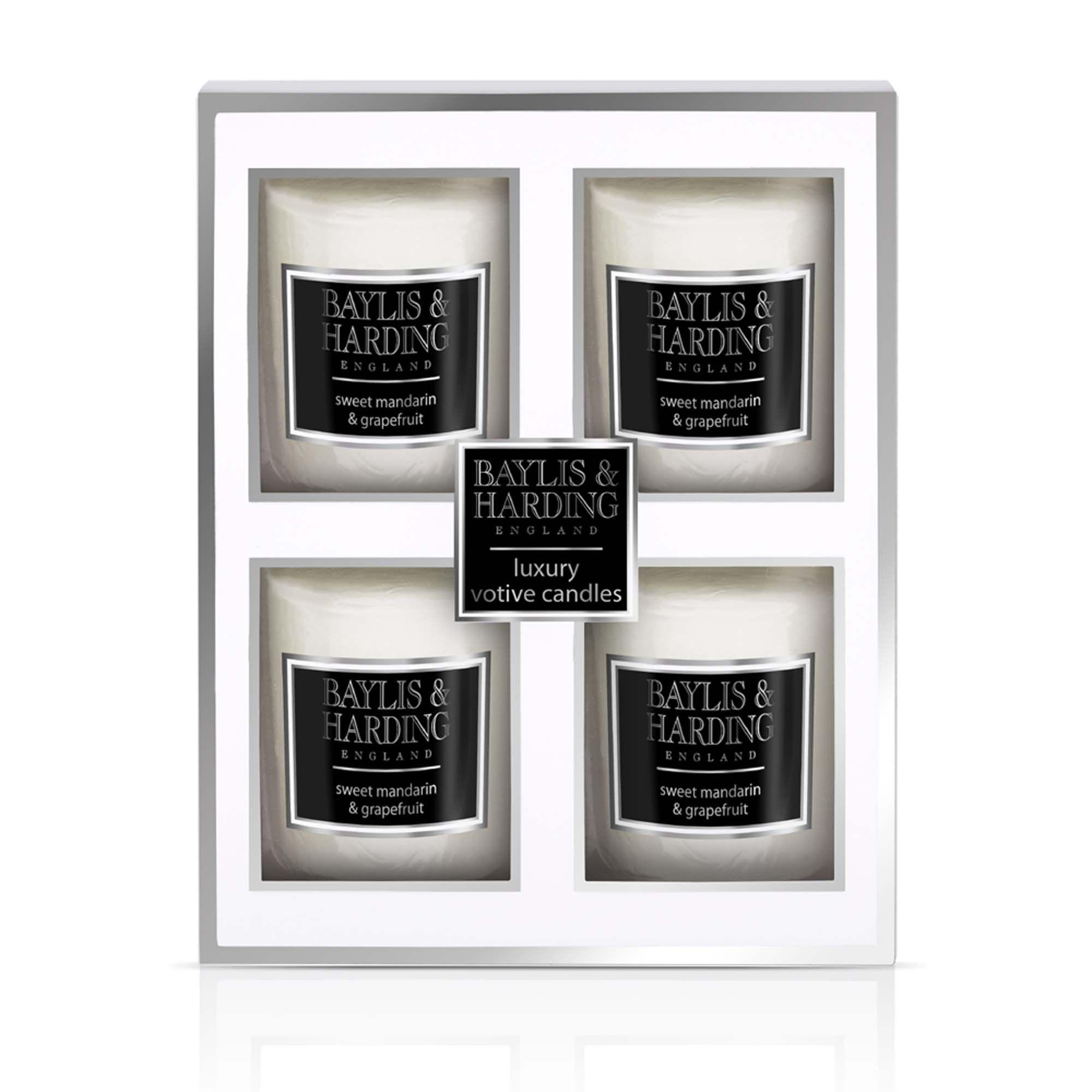 Baylis & Harding candle set