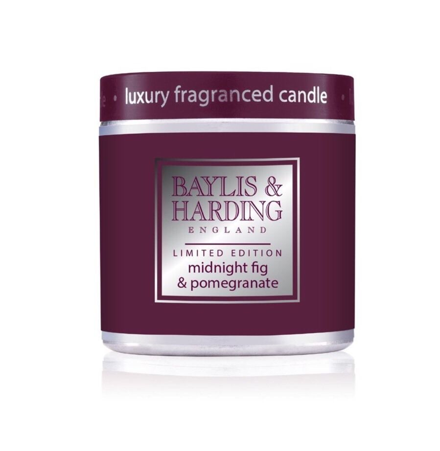 Baylis & Harding Luxury candle M & P