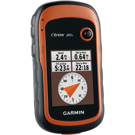 Garmin Etrex 20x Outdoor Handheld GPS-GLONASS Hiking-Walking *Worldwide Basemap Thumbnail 4