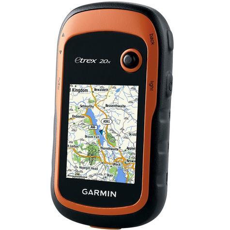 Garmin Etrex 20x Outdoor Handheld GPS-GLONASS Hiking-Walking *Worldwide Basemap Thumbnail 6