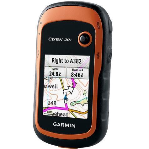 Garmin Etrex 20x Outdoor Handheld GPS-GLONASS Hiking-Walking *Worldwide Basemap Thumbnail 7