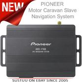 Pioneer AVIC-F160 Navigation System for Campers & Lorries for 46 EU Countries