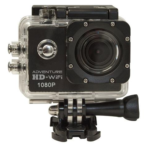 Cobra Adventure HD 5210 Wi-Fi|Action Camera 1080p|Waterproof <30Mtr|Underwater-Other Sports Recording Thumbnail 4