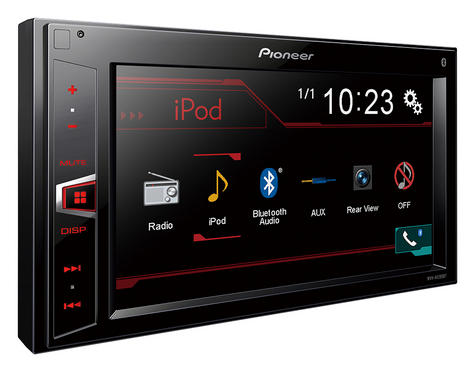 "Pioneer MVH-AV290BT|6.2"" InCar Stereo