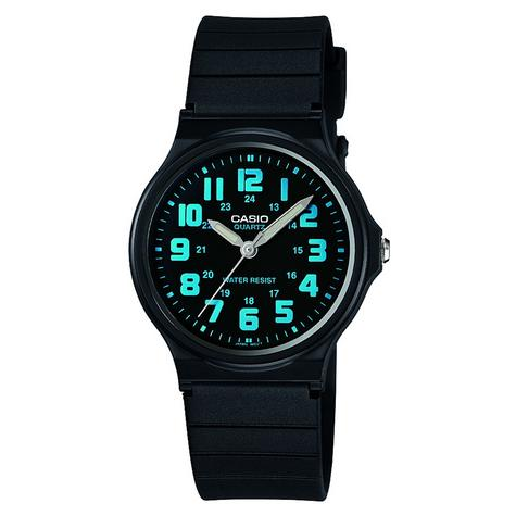 Casio Mens Watch with Black Dial & Luminous Hands MQ71-2BEF NEW Thumbnail 2