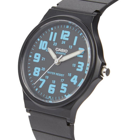 Casio Mens Watch with Black Dial & Luminous Hands MQ71-2BEF NEW Thumbnail 3