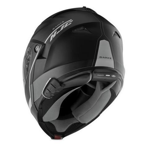 Cardo Scala Smarth Rider Single Motorcycle communication Headset Kit HJC Helmets Thumbnail 2