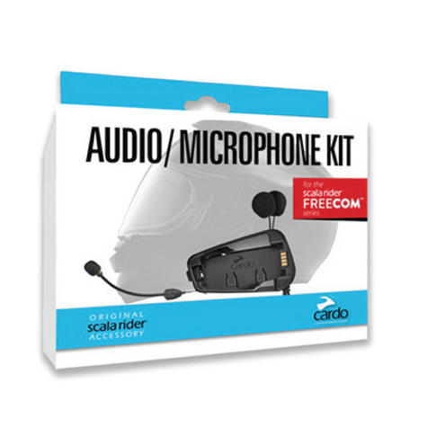 Cardo Scala Rider Microphone / Mic Audio Kit | For Freecom 1 2 3 4 Helmet Intercom Thumbnail 4