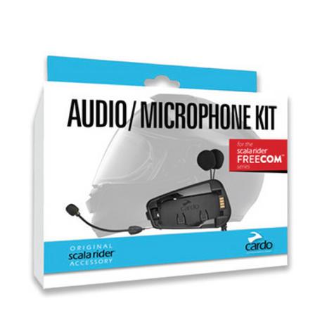 Cardo Scala Rider Audio & Mic Accessory Kit for Freecom 1 2 3 4 Helmet Intercom Thumbnail 4