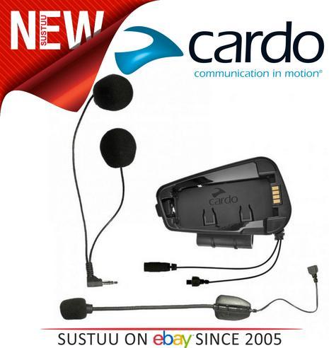 Cardo Scala Rider Audio & Mic Accessory Kit for Freecom 1 2 3 4 Helmet Intercom Thumbnail 1
