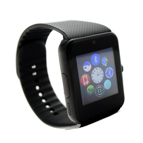 "NEW Bluetooth Smart Android Watch with 2G & Camera 1.54"" TFT Touchscreen Screen Thumbnail 2"