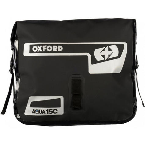 Oxford Aqua 15C Waterproof Computer/Laptop/Tablet Padded Travel Bag NEW - OL937 Thumbnail 2
