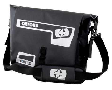 Oxford Aqua 15C Waterproof Computer/Laptop/Tablet Padded Travel Bag NEW - OL937 Thumbnail 3